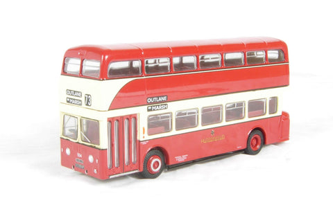 Daimler MCW Fleetline d/deck bus