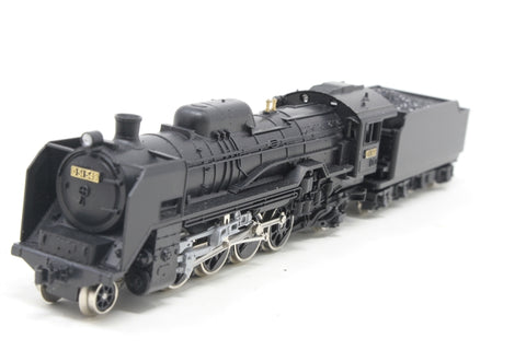 Type D51 2-8-2 of the JNR - Pre-owned - Like new
