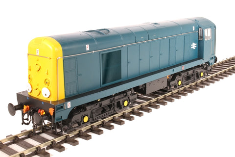 Class 20 in BR blue with full yellow ends, 1980s style warning flashes and headcode discs - Exclusive to Hatton's