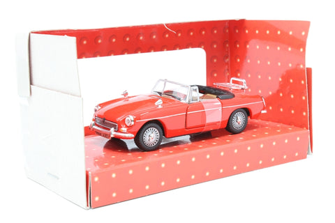MGB Convertable in Red - Pre-owned - Like new, imperfect box