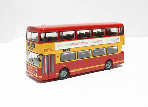 GM Standard Leyland Atlantean d/deck bus