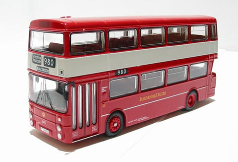 GM Standard Daimler Fleetline d/deck bus