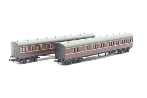 B Set Coach Twin Pack BR W6936W & W6937W - Pre-owned - Like new