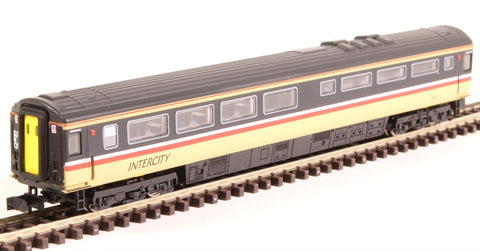 Mk3 buffet 40414 in Intercity Swallow livery