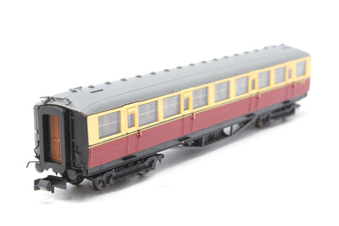 Gresley BR Carmine & Cream 2nd Class E12689E LBR - Pre-owned - Like new