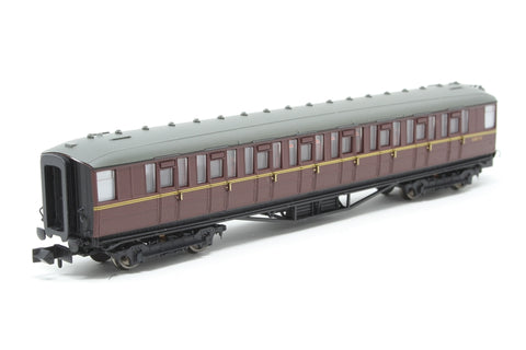 Gresley BR Maroon 2nd Class E12043E - Pre-owned - Like new