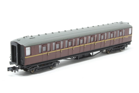 Gresley BR Maroon 2nd Class E12006E - Pre-owned - Like new