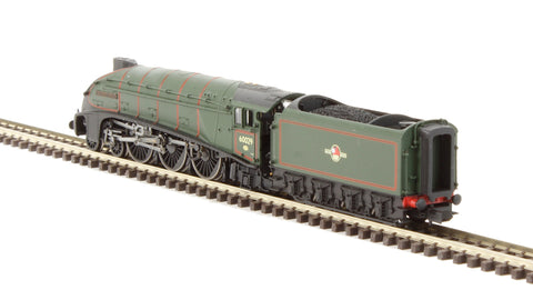 "Class A4 60029 ""Woodcock"" in BR green with late crest"
