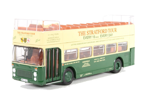 Bristol VRT Series III open top tour bus -