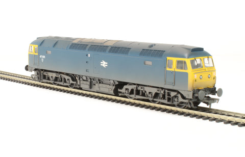 Class 47/0 47001 in BR Blue - weathered