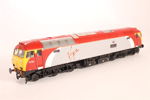 Class 57/3 57301 'Scott Tracy' in Virgin Trains Livery - Pre-owned - Like new