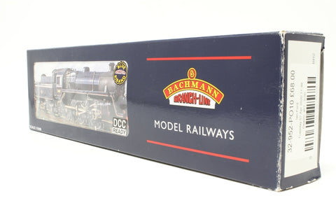 Standard class 4MT 2-6-0 76079 BR2 tender late crest - Pre-owned - Like new - imperfect box