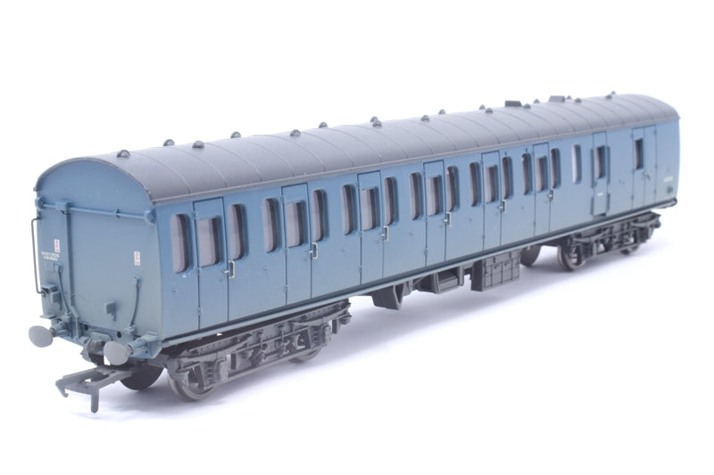 Mk1 Suburban brake second in BR blue - weathered - Pre-owned - good box