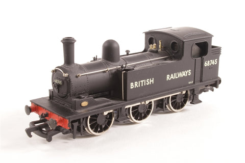 Class J72 0-6-0T 68745 in BR Black - Pre-owned - imperfect box