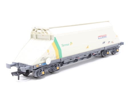 90 tonne JGA bogie hopper wagon in Tarmac livery - Pre-owned - Like new - imperfect box