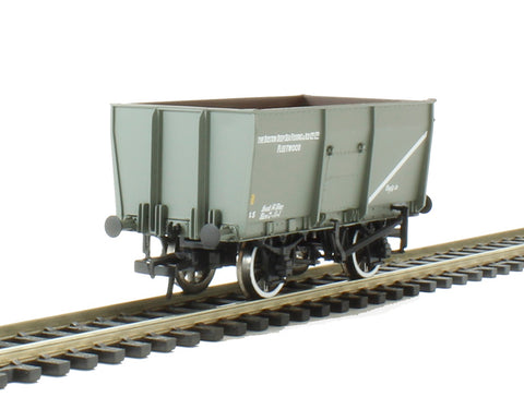 16 ton slope side mineral wagon
