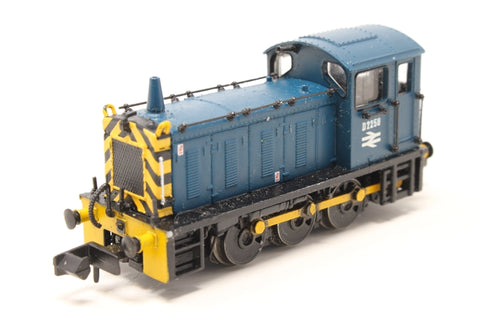 Class 04 Shunter D2258 in BR Blue - Pre-owned - missing outer sleeve