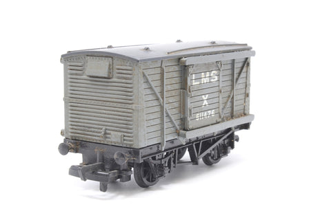 12T Single Vent Van in LMS Grey - Pre-owned - weathered - imperfect box