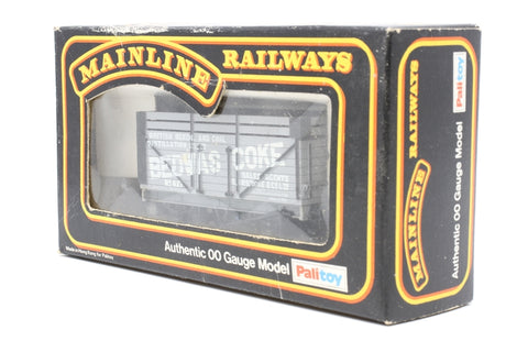 7 Plank Coke wagon with Top Rails - Bedwas - Pre-owned - Like new - imperfect box
