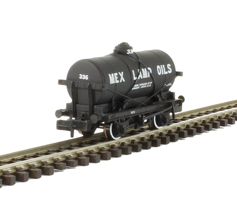 "14 Ton Tank Wagon with Large Filler ""Mex Lamp Oils"""