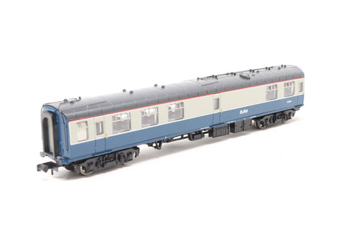 Mk1 RMB mini buffet car in blue & grey (Blue Riband) - Pre-owned - Like new
