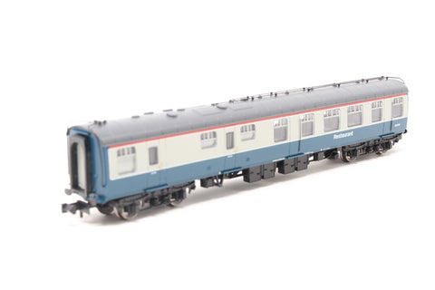 Mk1 RU restaurant car in blue & grey - Pre-owned - Like new - label mark on box