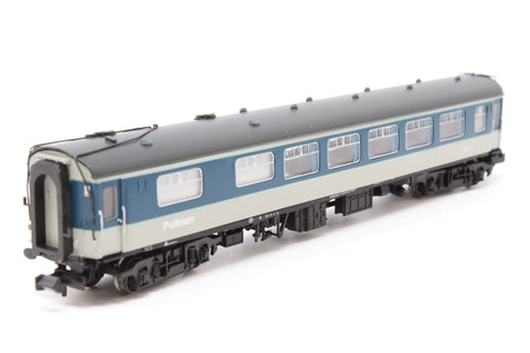 Mk1 SK Pullman second kitchen car in blue/grey E334E - Pre-owned - imperfect box