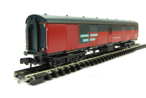 BR Mk1 Super BG Full Brake Rail Express Systems Red & Grey