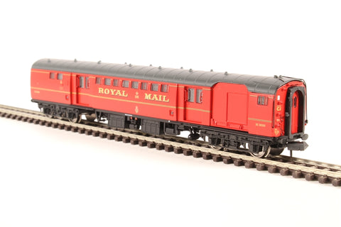 BR Mk1 TPO in Post Office red