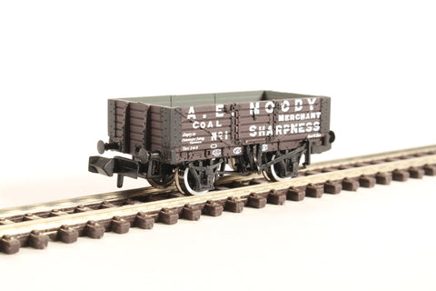 5 Plank Wagon with Wooden Floor 'A.E.Moody'