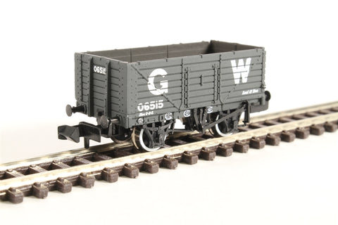 7 Plank Wagon End Door GWR Grey