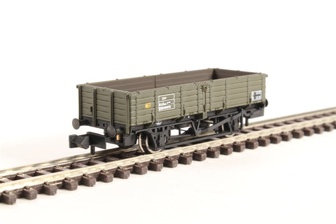 12 Ton Pipe Wagon BR Engineers Olive Green