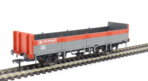 31 Tonne OBA Open Wagon BR Railfreight Red & Grey
