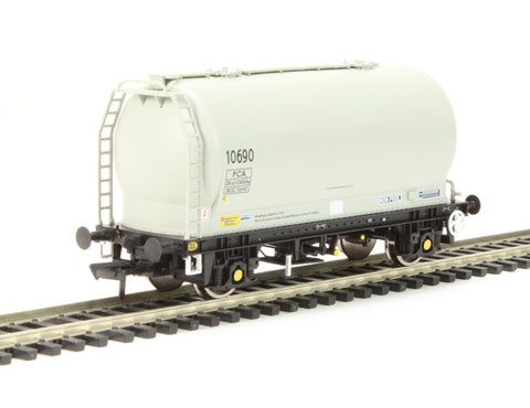 PCA Metalair Bulk Powder Wagon 10690 in Grey