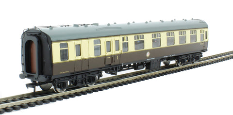 BR Mk1 BCK Brake Composite Corridor (WR) Chocolate & Cream