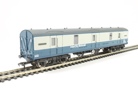 Mk1 NXX General Utility Van E93326 in BR blue & grey with InterCity Motorail branding