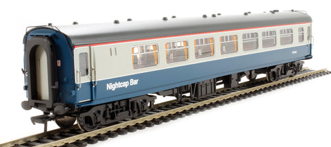 BR Mk1 BSP Pullman bar 2nd coach in blue/grey (with lighting)