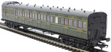 60' ex-SECR Birdcage brake third lavatory 3518 in SR olive green