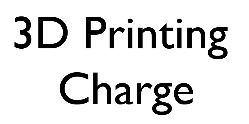 £1 3D Printing service charge