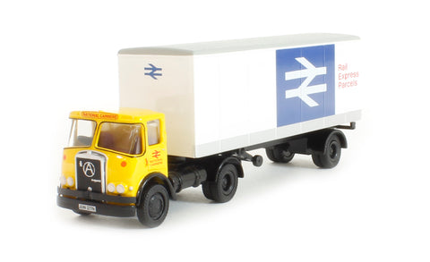Atkinson Artic Boxvan - British Rail - Rail Express Parcels