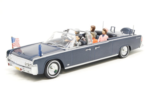 Lincoln Continental 1961 X-100 Kennedy Presidential Parade Car - Pre-owned - Like new