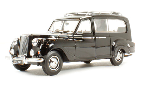 Austin Princess 125 Hearse in Black