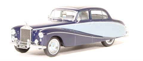 Rolls Royce silver cloud/hooper empress two tone blue