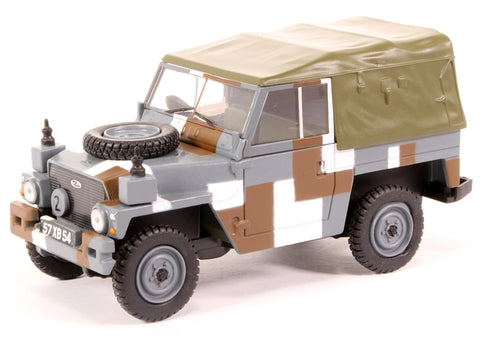 Land Rover Lightweight Canvas Berlin Scheme