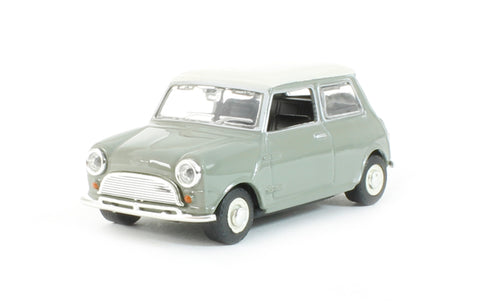 Mini Car Tweed Grey/OEW