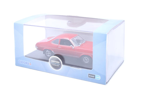 Vauxhall Firenza 1800SL Flamenco Red - Pre-owned - Very good box