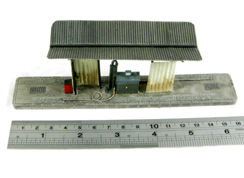 Diesel depot fuelling point - Scenecraft range (162 x 37 x 56mm)