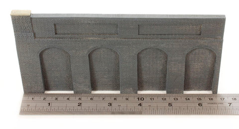 Low Relief Retaining Walls (168 x 10 x 85mm)