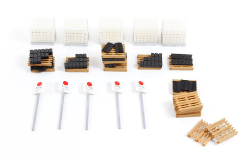 Motive Power Depot TMD shed accessories