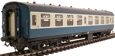 Mk1 TSO second open in BR blue and grey - unnumbered
